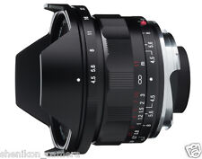 New Voigtlander SUPER WIDE HELIAR 15mm F4.5 Aspherical III 3 Leica M Hologon