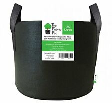 More details for hydroponics fabric pot breathable plant pots container grow bag root boosting