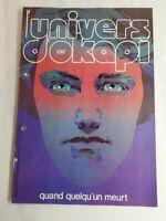 N54 Revista Universo Okapi N º 130 Cuando Alguien Muere Donde Viene La Muerto?