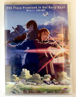 The Place Promised in Our Early Days (DVD, 2005) Makoto Shinkai / NTSC