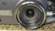 Panasonic  Projector PT-AE8000U  1 OF 3 POLARIZER FILTERS RED,GREEN, OR BLUE