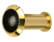 Latón Pulido 35mm - 52mm Puerta Visor/mirilla de alta calidad (976)