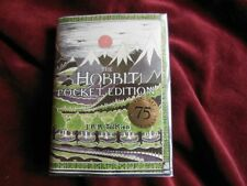 J.R.R. Tolkien - THE HOBBIT - later printing