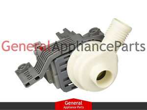 Dishwasher Drain Pump Replaces Frigidaire Kenmore Sears # WPW10581874 AP6023189