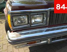 +Chevrolet Caprice Classic Sedan Wagon 4x Scheinwerfer EU Umrüst E-Prüfzeichen+
