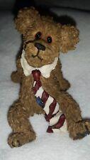 Boyd's Bears Retired 2001 Mr Windsor All Tied Up Figurine #227770 New