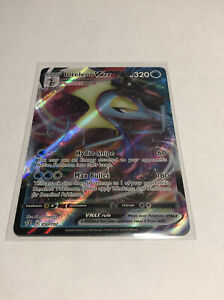 Pokemon Rebel Clash Inteleon VMAX Full Art Holo Ultra Rare 50/192  NM+