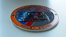 BMW 2002 CLASSIC CAR BADGE griglia Badge emblema badge per BMW 2002 Logo Emblem