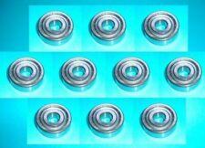 10 Rillenkugellager Kugellager 6004 ZZ 2Z  FAG / SKF C3
