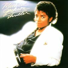 MICHAEL JACKSON - THRILLER: REMASTERED CD ALBUM (2015)