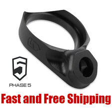Phase 5 Tactical Sloped Quick Disconnect QD Sling End Plate SQD-EP 223 - Black