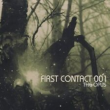 First Contact by The Opus (CD, Oct-2002, Ozone Music)