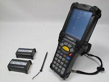 Symbol Motorola Zebra MC9090-GF0HBAGA2WR CE 5 Numeric Color Warranty Scanner