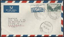 Lebanon covers 1949 Airmailcover to Baghdad