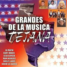 Grandes De La Musica Tejana Grandes De La Musica Tejana MUSIC CD