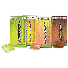 Herbalife LIFTOFF energy focused boost 10 TABLETS All Flavor/ FREE SHIPPING