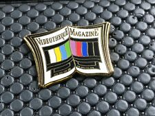 pins pin BADGE DIVERS MAGAZINE VIDEOTHEQUE  ARTHUS BERTRAND