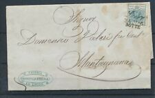 [8593] Italy Lombardo good complete classic cover - see photos