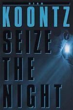 Moonlight Bay Ser.: Seize the Night Bk. 2 by Dean Koontz (1998, Hardcover)