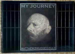 Hells Angels Kent MC Matthew(Smudge)Gould - My Journey - Poems Behind the Door