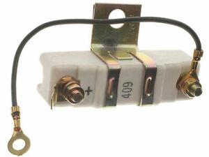 For 1975 Chevrolet LUV Ballast Resistor SMP 82221RT Ballast Resistor