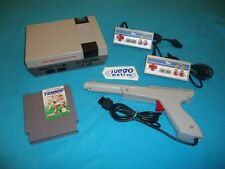 Clónica consola NINTENDO NES Entertainment Computer System PAL Tennis 2 Pads