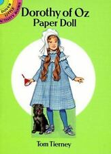 DOROTHY OF OZ PAPER DOLL by Tom Tierney - DOVER LITTLE ACTIVITY BOOKS - NEW