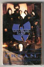 WU-TANG CLAN C.R.E.A.M. Sealed Rap Tape Raekwon Ghostface Killah New York RZA