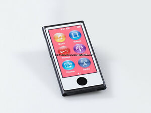 Apple Ipod Nano 7. Generation 7G Space Gray Grey Spacegrey Space Grey 16GB