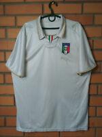 Italy Away football shirt 2008 - 2010 jersey soccer Puma
