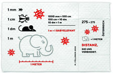 Austria Österreich 2020 Corona Babyelefant Briefmarke Sondermarke Special Stamp