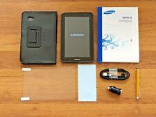 "Samsung Galaxy Tab 2 GT-P3110 (SD Slot upto 64Gb) WiFi 8Gb 7"" Titanium - Bundle"