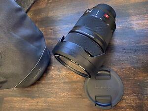 Panasonic LUMIX S Pro 24-70mm F2.8 w/circular polarizer