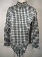 Beautiful Men's Large Ralph Lauren Chaps Plaid Long Sleeve Button-Down Shirt