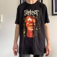 """Slipknot """"Pig Face"""" T-shirt. Size XL. Never Worn."""