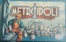 Metropoli EG - Gioco da tavolo - NUOVO