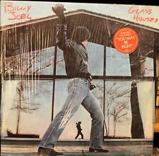 BILLY JOEL  GLASS HOUSES  In  Shrink