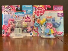 My Little Pony Friendship Is Magic Lot Of 2 Mini Figures Playsets
