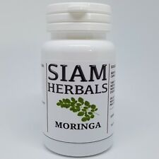Moringa Oleifera Extract 3000 MG Natural Vitamin Anti Ageing Capsules Organic