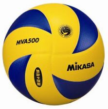 MIKASA MVA500 FIVA Official Ball Volleyball size:4 from Japan