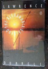 Lawrence Durrell Four Novels New Sealed in Box