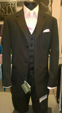 Ralph Lauren Black Starwood Tuxedo w Pant-Super 100's Fine Wool - 50L (43W pant)