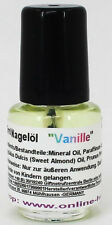 4,5ml Nagelöl, Duft: Vanille / Yellow, Pflege für die Nägel, Nagel Öl, Nr. 27