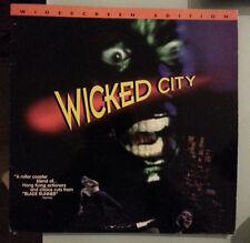 laserdisc WICKED CITY laserdisc LD