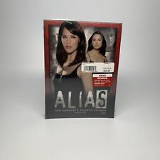 Alias The Complete Fourth Season (2005) DVD *FACTORY SEALED* New