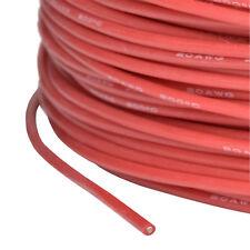 Silikonkabel AWG 20 0.5 qmm hochflexibel supersoft rot partCore 110030