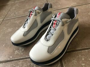 PRADA TENNIS SHOES MENS SIZE 11 US