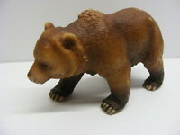 4in long Animal figure Grizzly BEAR 2003 D-73527, Schleich