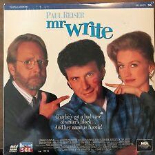 Mr. Write -  Laserdisc NIB NEW SEALED
