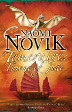 TEMERAIRE Throne of Jade., NOVIK, Naomi | Hardcover Book | Acceptable | 97800072